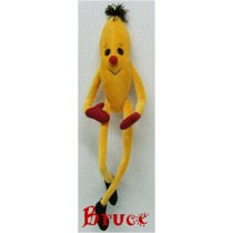 Bruce Molly Monkey's Banana Toy - Free Cloth Doll E-Pattern